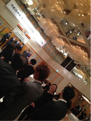 Aiの日記(^^) 『洋菓子協会新年会』